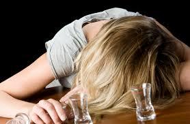 Исповель алкоголички